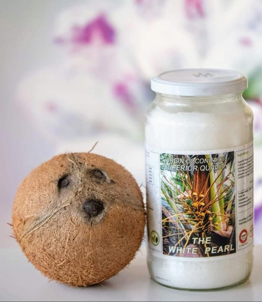 kokosolie in de praktijk
